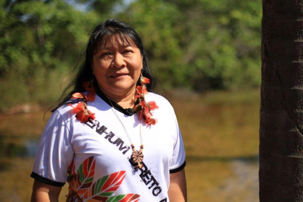 43252649 10155841363688947 8819836447528845312 o 1024x683 - Roraima elege primeira mulher indígena para deputada federal