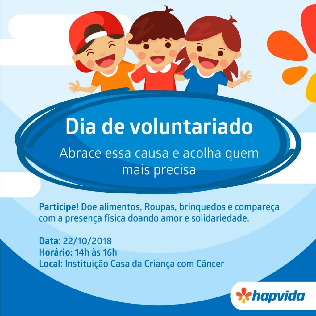 494a76f8 ac4a 4a36 900c df4a60ff7ec4 - Hospital do Hapvida arrecada roupas, alimentos e brinquedos para ação do Dia das Crianças