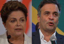 Quatro anos depois, Aécio se elege e Dilma fica sem mandato