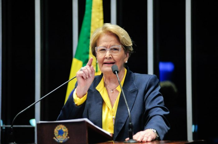 Ana Amelia 2 700x464 - Vice de Alckmin, Ana Amélia declara apoio a Bolsonaro