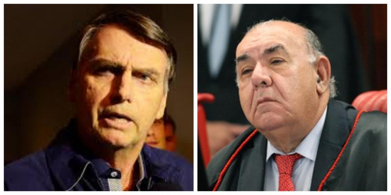 BOLSONARO TSE - Processo contra Bolsonaro tem relator definido no TSE