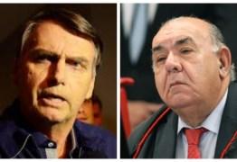 INELEGÍVEL POR 8 ANOS: Processo contra Bolsonaro tem relator definido no TSE