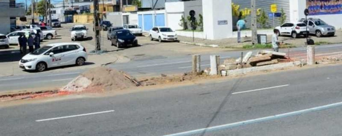 Beira Rio 1200x480 - Semob-JP adia abertura de via transversal que liga Avenida Beira Rio e BR-230