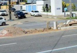 Semob-JP adia abertura de via transversal que liga Avenida Beira Rio e BR-230