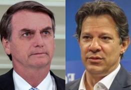 CBN alega dificuldades técnicas para realizar debate por telefone entre Haddad e Bolsonaro