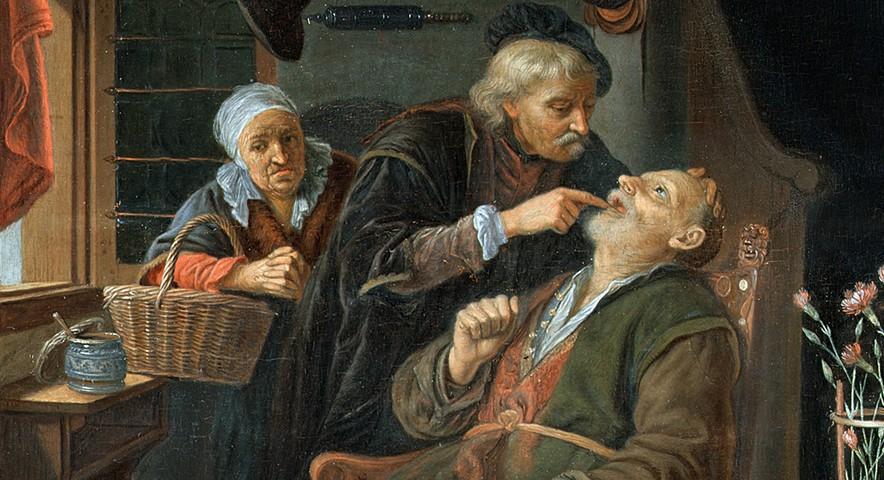Cirurgião Barbeiro - BARBEIRAGEM? Saiba como surgiram os primeiros dentistas