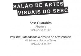 Sesc realiza abertura do Salão de Artes Visuais 2018 em Guarabira
