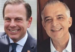 Ibope em São Paulo: Doria tem 52% dos votos válidos contra 48% de França