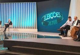 ÚLTIMO DEBATE: Sete presidenciais debatem na TV Globo enquanto Bolsonaro esteve na TV Record