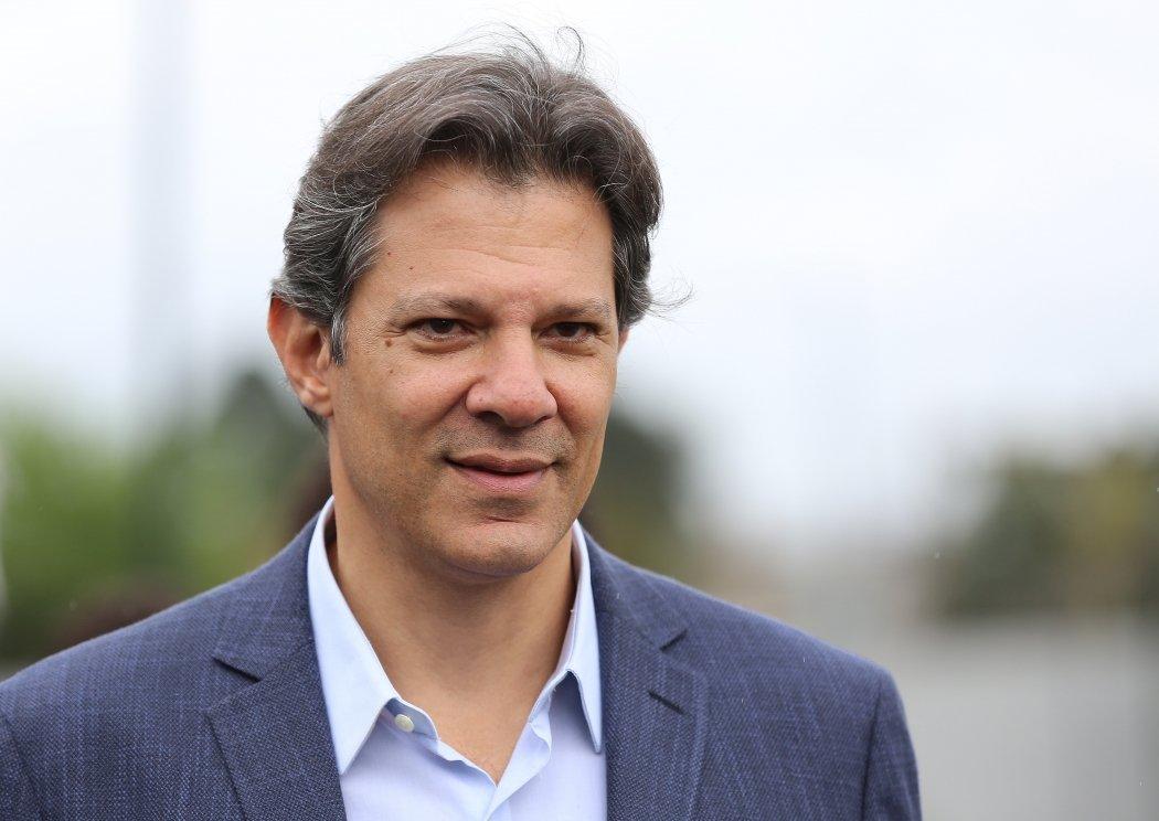 Haddadd - 'VERÁS QUE UM PROFESSOR NÃO FOGE A LUTA'  Haddad diz que fará oposição para defender o interesse do povo brasileiro - VEJA VÍDEO