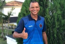 Acumulando funções na diretoria do Botafogo-PB, Warley espera o retorno do ex-diretor executivo