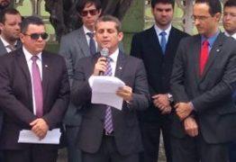 Paulo Maia e Assis Almeida prometem reincorporar a Caixa à OAB-PB