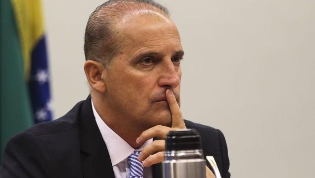 Onyx Lorenzoni - Onyx Lorenzoni se reúne com ministros de Temer para planejar transição de governo caso Bolsonaro vença