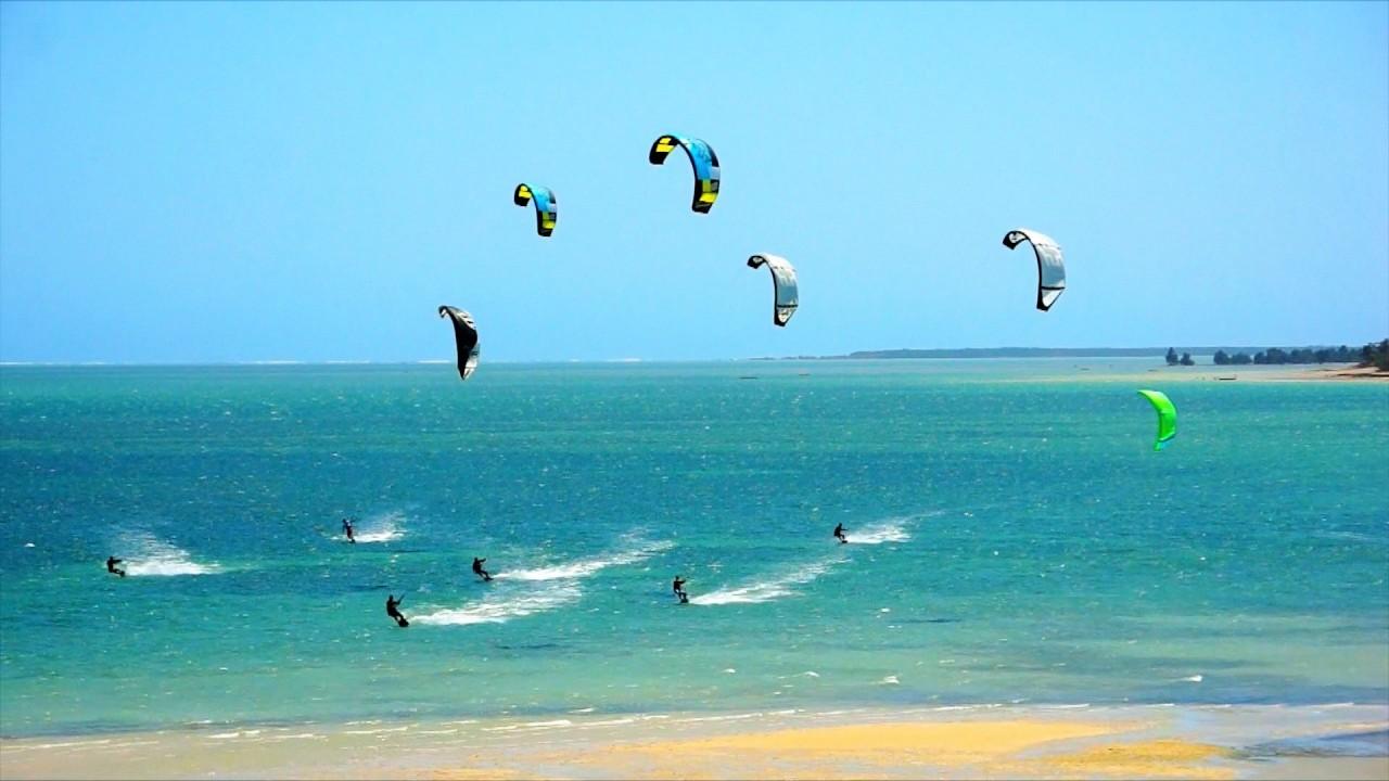 PHOTO 1 2 - Energisa patrocina evento sobre kite surf em João Pessoa