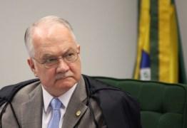 Fachin suspende temporariamente investigação de Temer em inquérito da Odebrecht