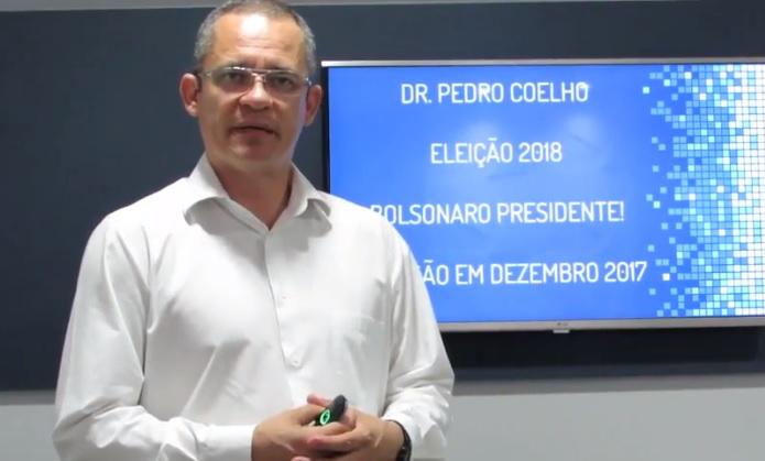 Untitledas - EFEITO CICLONE: Dono do Instituto Opinião estatístico Pedro Coelho prevê vitória de Bolsonaro - VEJA VÍDEO!