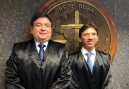 ELEIÇÃO NO TRIBUNAL DO TRABALHO: os novos dirigentes foram eleitos nesta quinta-feira