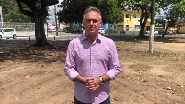 WhatsApp Image 2018 10 22 at 11.04.01 300x170 - Construções e reformas em 12 praças avançam e prefeito visita obras da Pedro Gondim