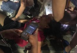 VEJA VÍDEO: após confusão jovem fica feriada ao ser agredida pela PM