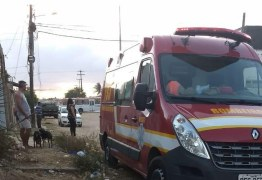 Incêndio em cilindro de fábrica deixa homem ferido em Campina Grande