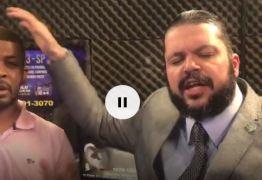 FÉ/VOTO/CAMBALACHO: Apóstolo da Plenitude vem a João Pessoa inaugurar igreja às vésperas da eleição e dá calote em candidato – VEJA VÍDEOS