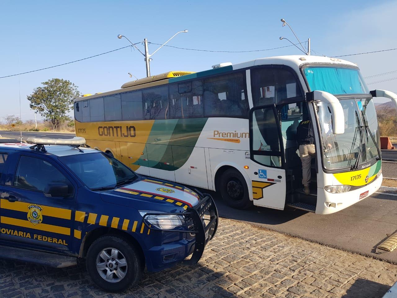 apreensao de cocaina em cajazeiras PRF - PRF apreende mais de 2 kg de cocaína em ônibus, no interior da Paraíba