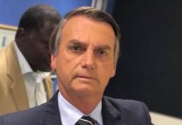 Bolsonaro aguarda a próxima quarta-feira para definir o roteiro de viagens e se irá participar de debates