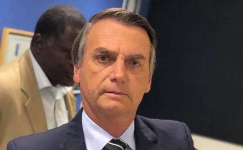 bolsonaro 7 - Bolsonaro garante que Sérgio Moro terá 'carta-branca' no comando de ministério