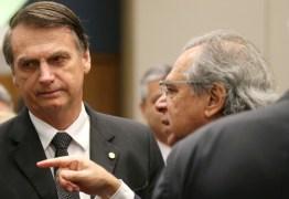 Bolsonaro e equipe econômica se reúnem neste domingo para discutir liberação do FGTS