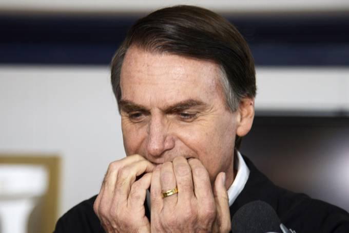 brasil eleicoes jair politica jair bolsonaro 20181020 0001 copy - Mercado faz projeção romântica de Bolsonaro, diz presidente de banco