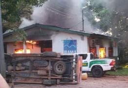 Ministério do Meio Ambiente repudia ataques a equipes de fiscalização