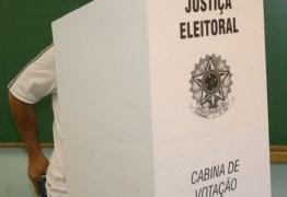 Eleitor é preso após supostamente fotografar voto em cabine de votação