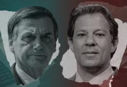 HADDAD x BOLSONARO: Saiba em quem os deputados federais paraibanos votarão neste domingo