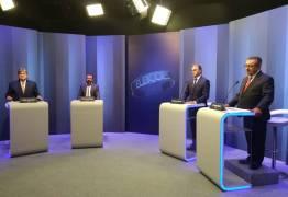 Minuto a Minuto – Saiba como foi o debate da TV Cabo Branco com candidatos ao Governo da Paraíba