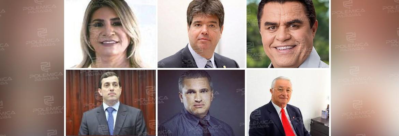 deputados federais... - BANCADA DE CARA NOVA: conheça os deputados que vão representar a Paraíba em Brasília