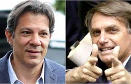 Bolsonaro ou Haddad? Saiba quem os famosos apoiam na eleição a presidente