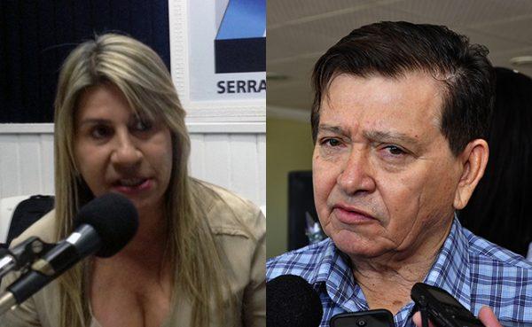 edna joao serio 600x369 - Polícia desmascara possível tentativa de farsa para prejudicar candidaturas de Edna Henrique e João Henrique