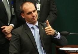 STF rejeita pedido para suspender indicação de Eduardo Bolsonaro para embaixada