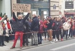 Haddad derrota Bolsonaro com larga vantagem em Paris – Veja Vídeo