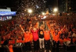 GIRASSOCA EM JOÃO PESSOA: João Azevedo reuniu mais de 150 mil pessoas em evento – VEJA VÍDEOS