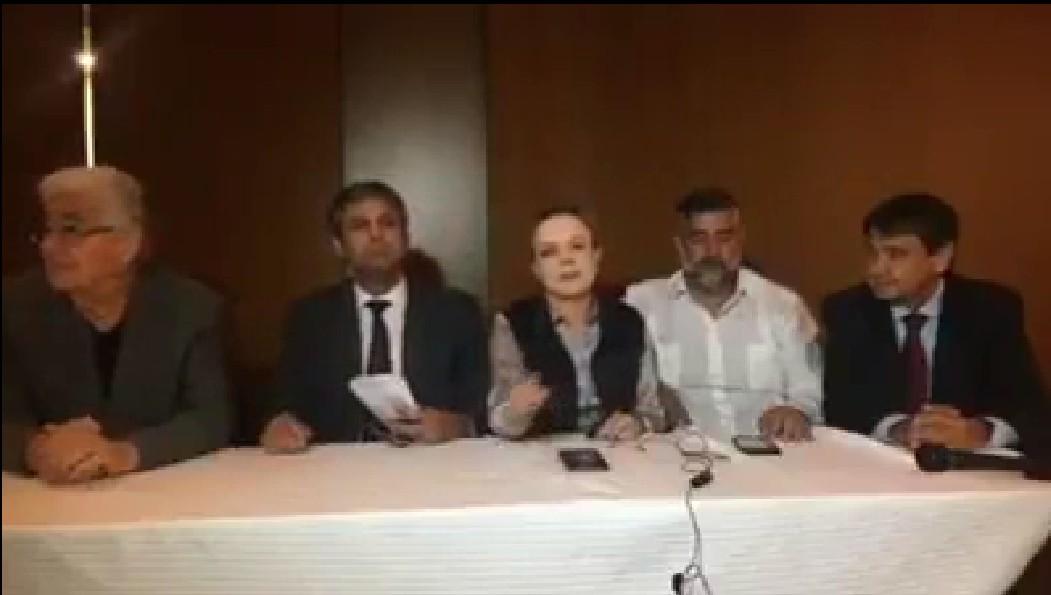 """gleisi hoffman - VEJA VÍDEO: """"Nós tiraremos Lula da cadeia"""", diz Gleisi Hoffmann"""