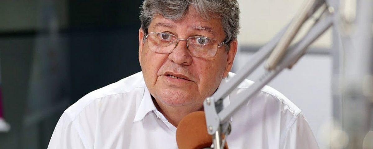 governador joão - Governador eleito faz sondagens sobre sua equipe mas mantém segredo