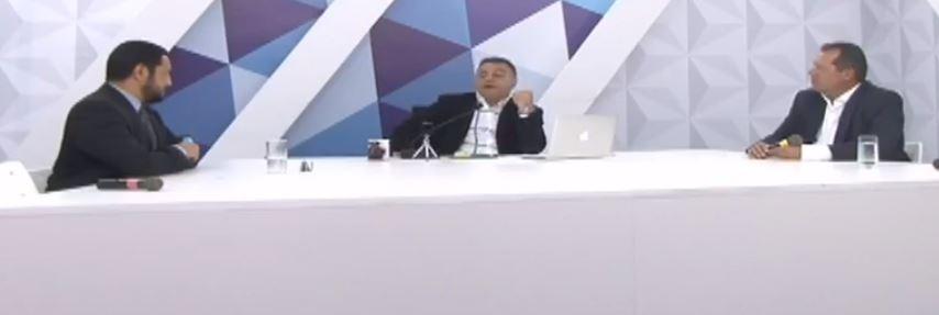 gutemberg artigas sabino - 'O judiciário entrou completamente nas eleições', afirma o cientista político José Artigas