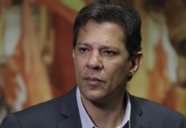 Haddad diz que, se eleito, ministro da Fazenda será economista ou empresário, mas não banqueiro