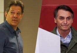 Devido a ofensas, Haddad não ligará para Bolsonaro para dar parabéns