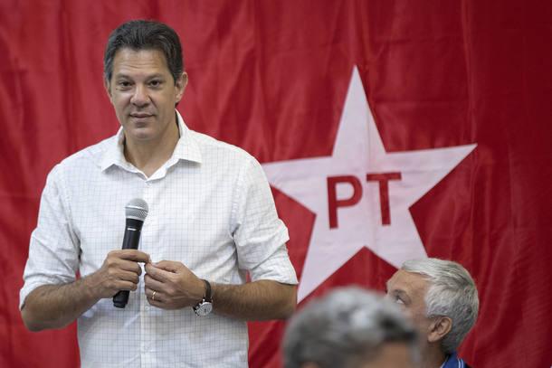 haddad pt - PT cria cargo para que Fernando Haddad monitore ações do governo Bolsonaro