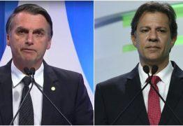 Bolsonaro e Haddad fazem campanha no Rio