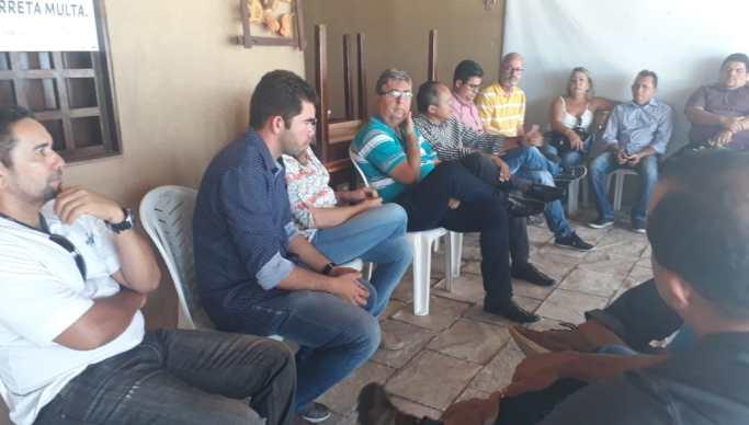 janderson brito - PREGO BATIDO: PSDB anuncia candidatura própria para Prefeitura de Cabedelo