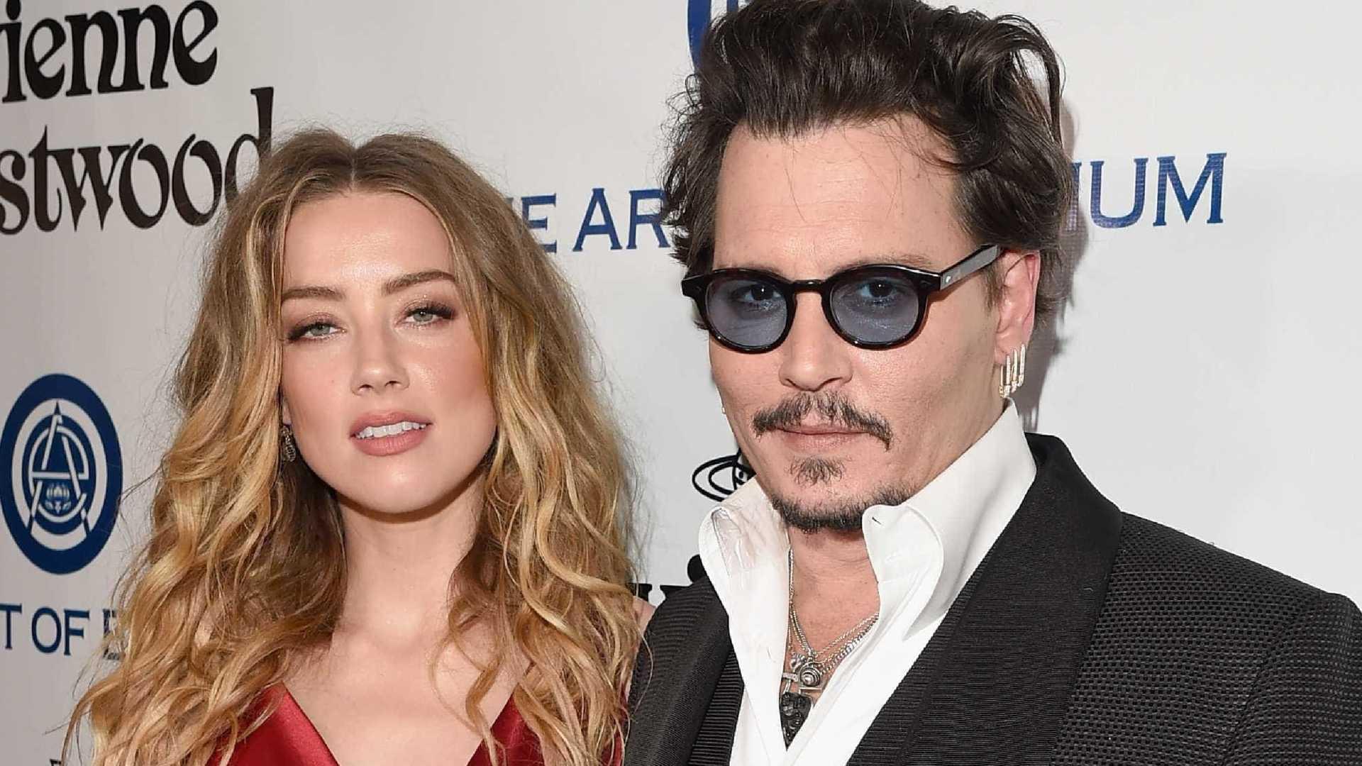johnny depp - Johnny Depp fala sobre acusações de violência doméstica de Amber Heard