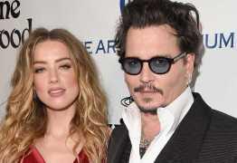 Johnny Depp fala sobre acusações de violência doméstica de Amber Heard